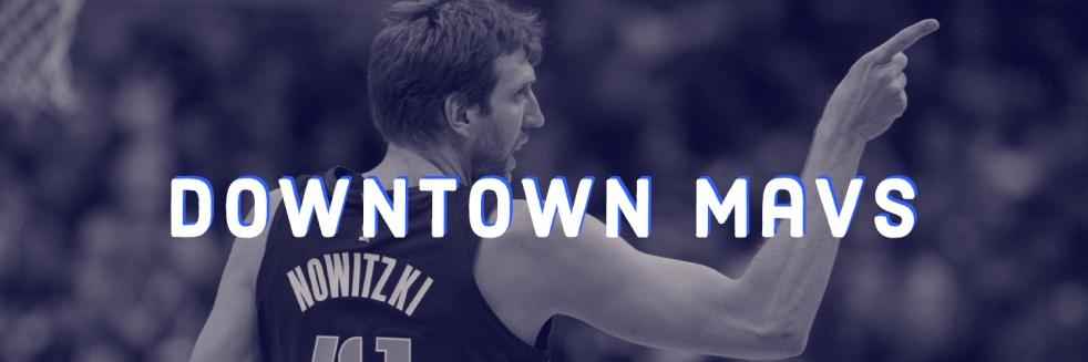 Downtown Mavs Podcast - immagine di copertina dello show