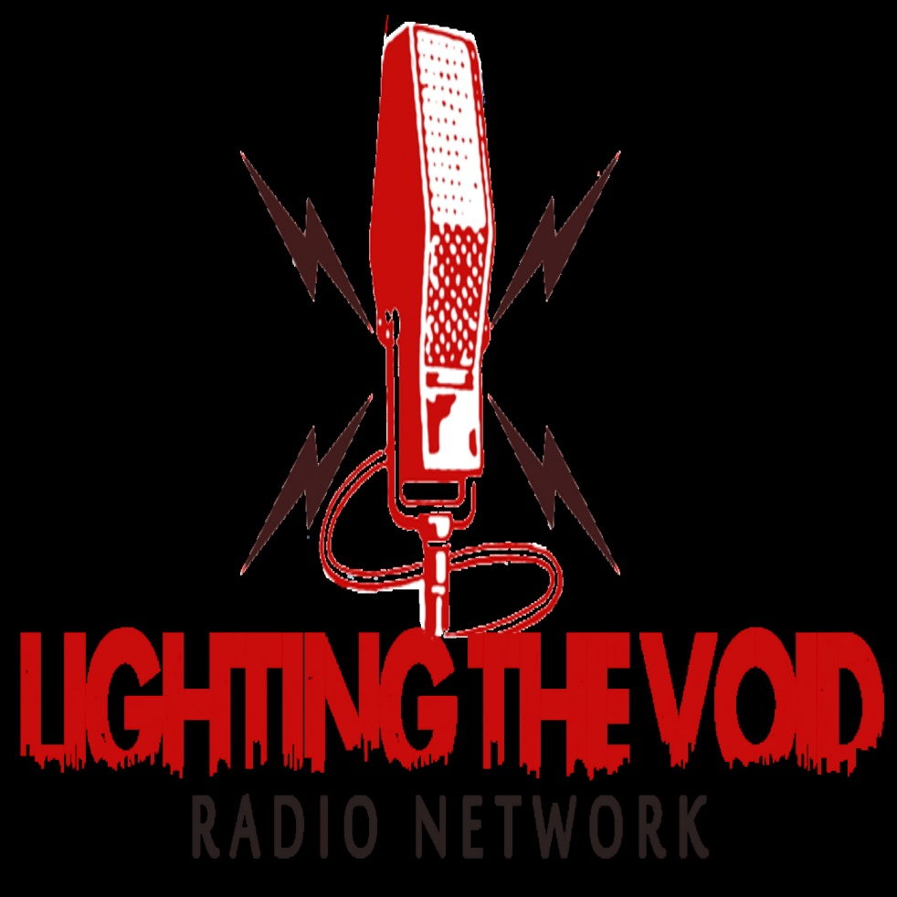LIGHTING THE VOID RADIO - show cover