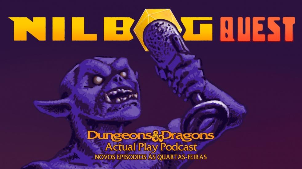 Nilbog Quest - show cover