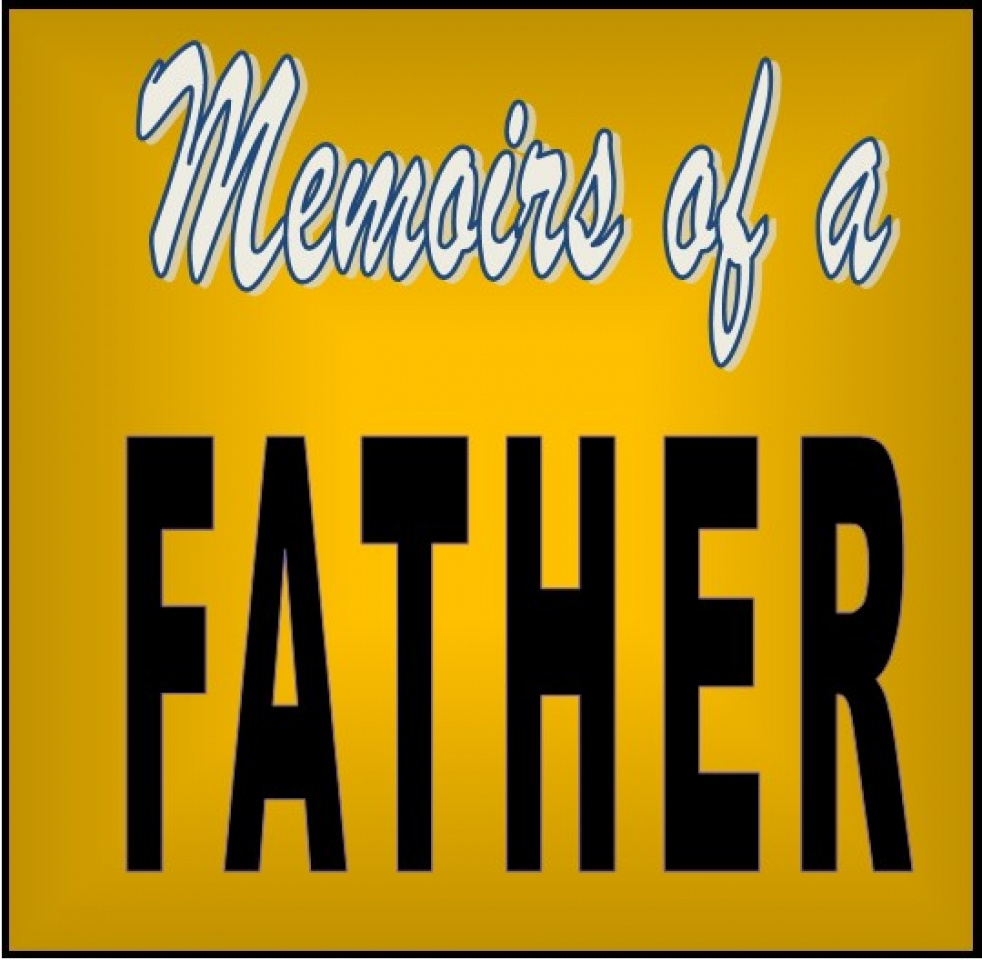Memoirs of a Father - Cover Image
