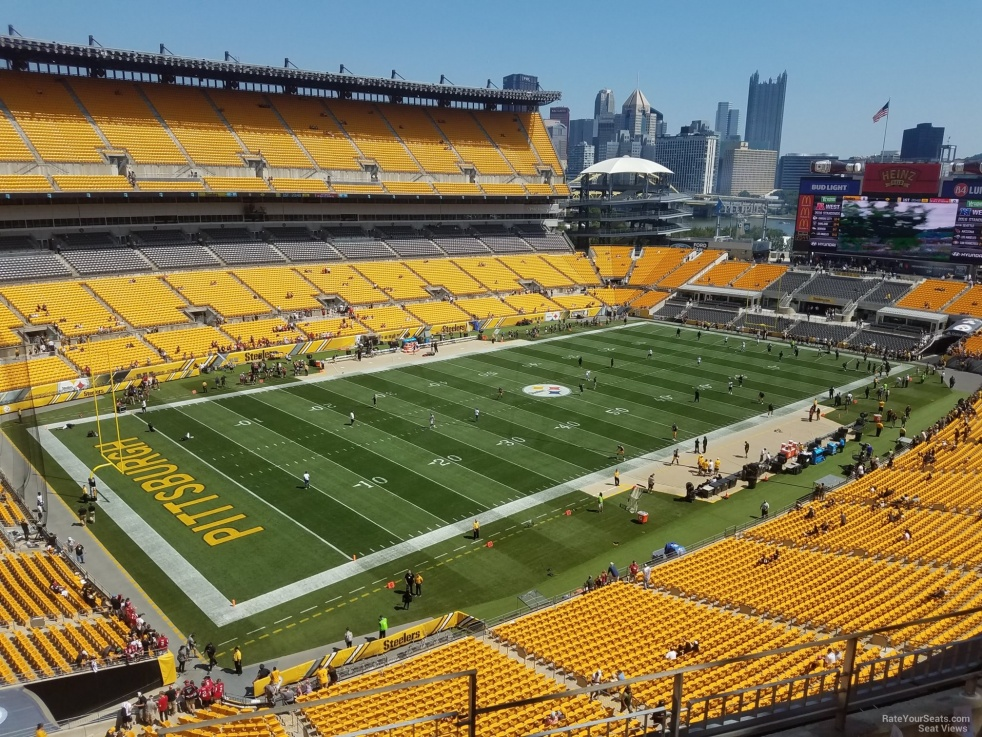 Here We Go Show | Pittsburgh Steelers - imagen de show de portada