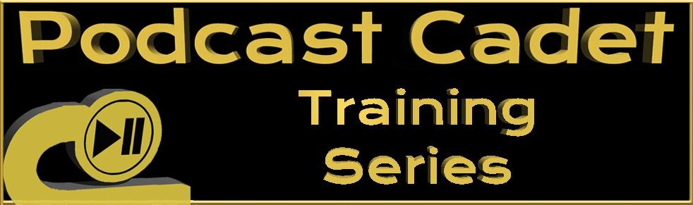 Podcast Cadet Training Series - immagine di copertina