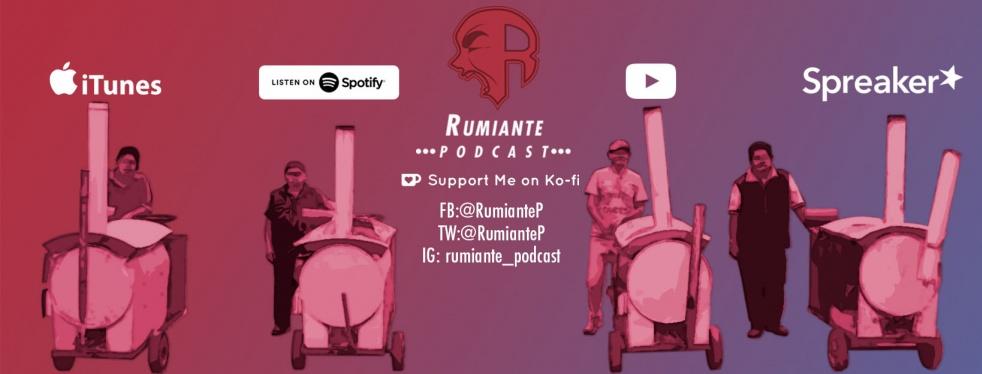 Rumiante Podcast - imagen de show de portada