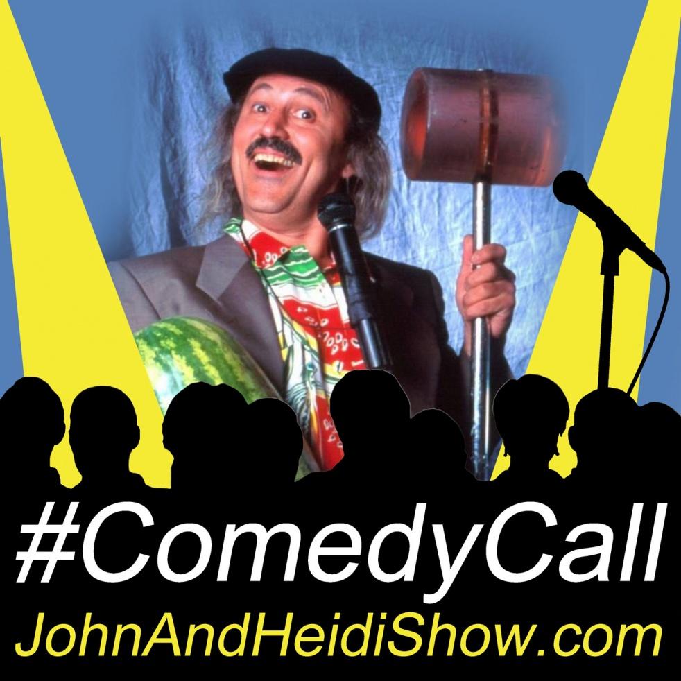 Comedy Call with Big John Small - imagen de show de portada