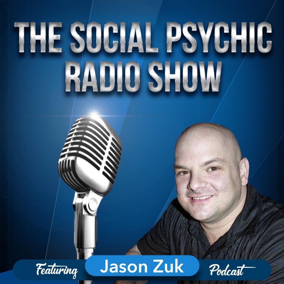 Jason Zuk, The Social Psychic Radio Show - show cover
