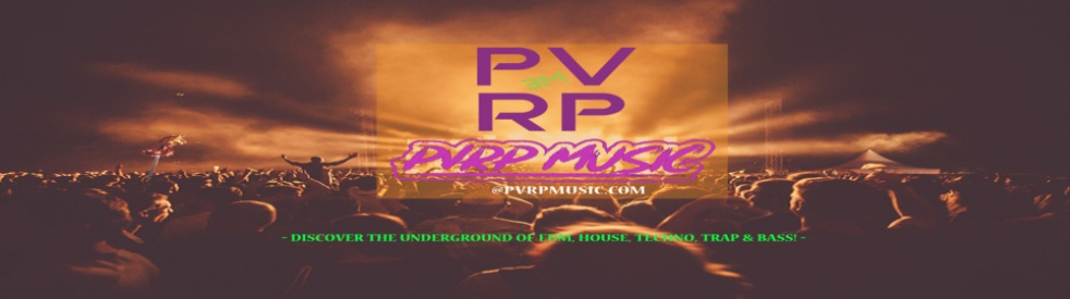 PVRP Music Live - show cover