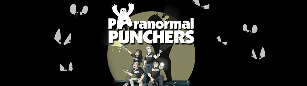 Paranormal Punchers - Cover Image