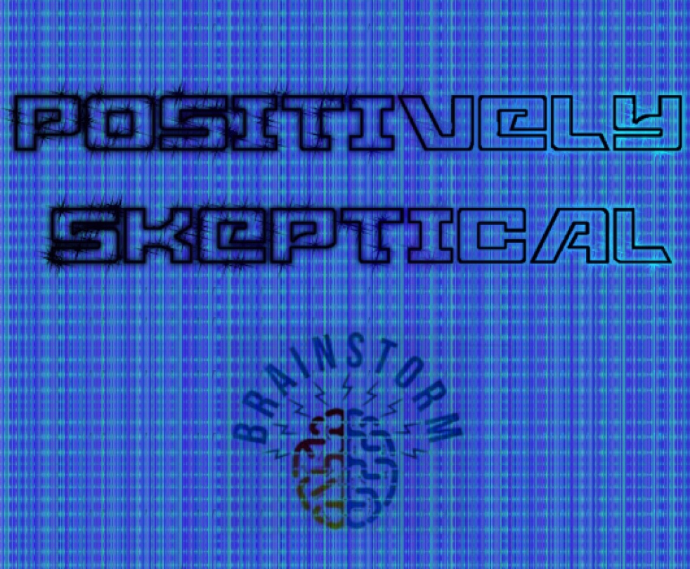 Positively Skeptical - show cover