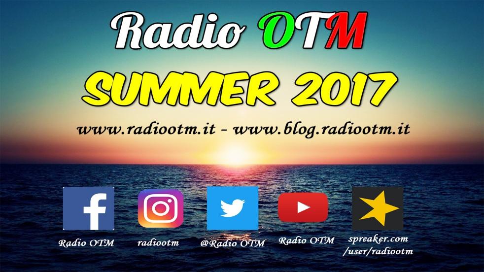 Radio OTM Summer - show cover