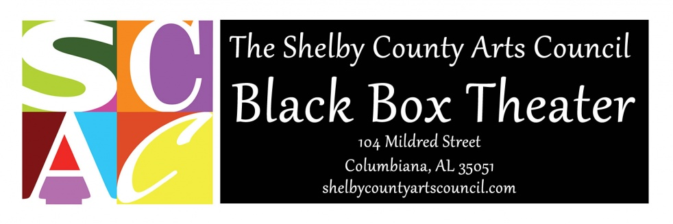 Black Box Theater from SCAC - show cover
