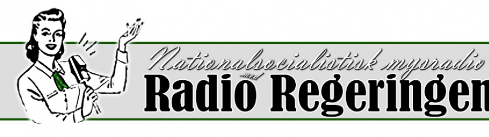 Radio Regeringen - show cover