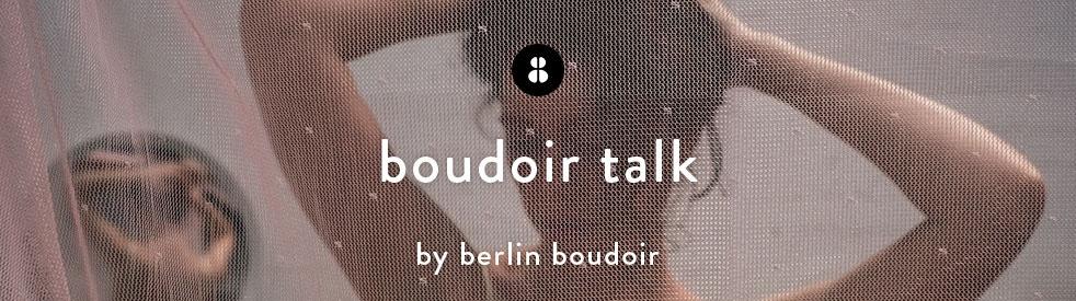 Boudoir Talk - Cover Image
