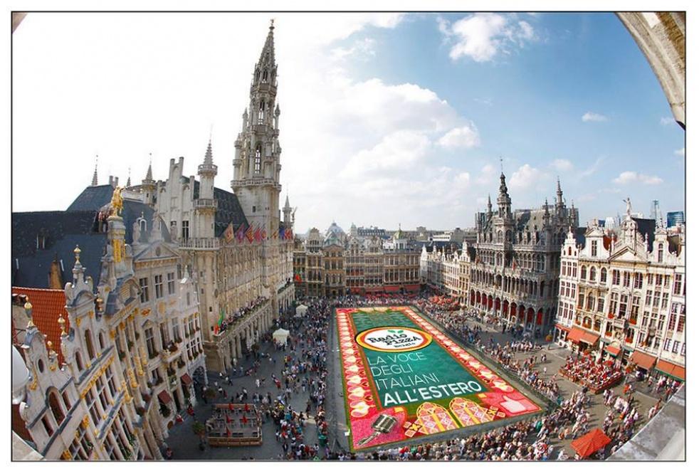 RadioPizza Belgio - immagine di copertina