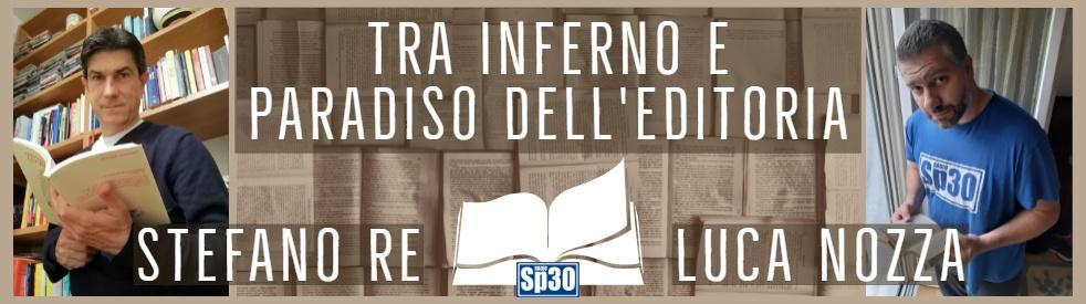 Tra Inferno e Paradiso dell'Editoria - show cover