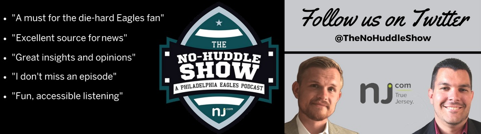 The No-Huddle Show: An Eagles Podcast - show cover