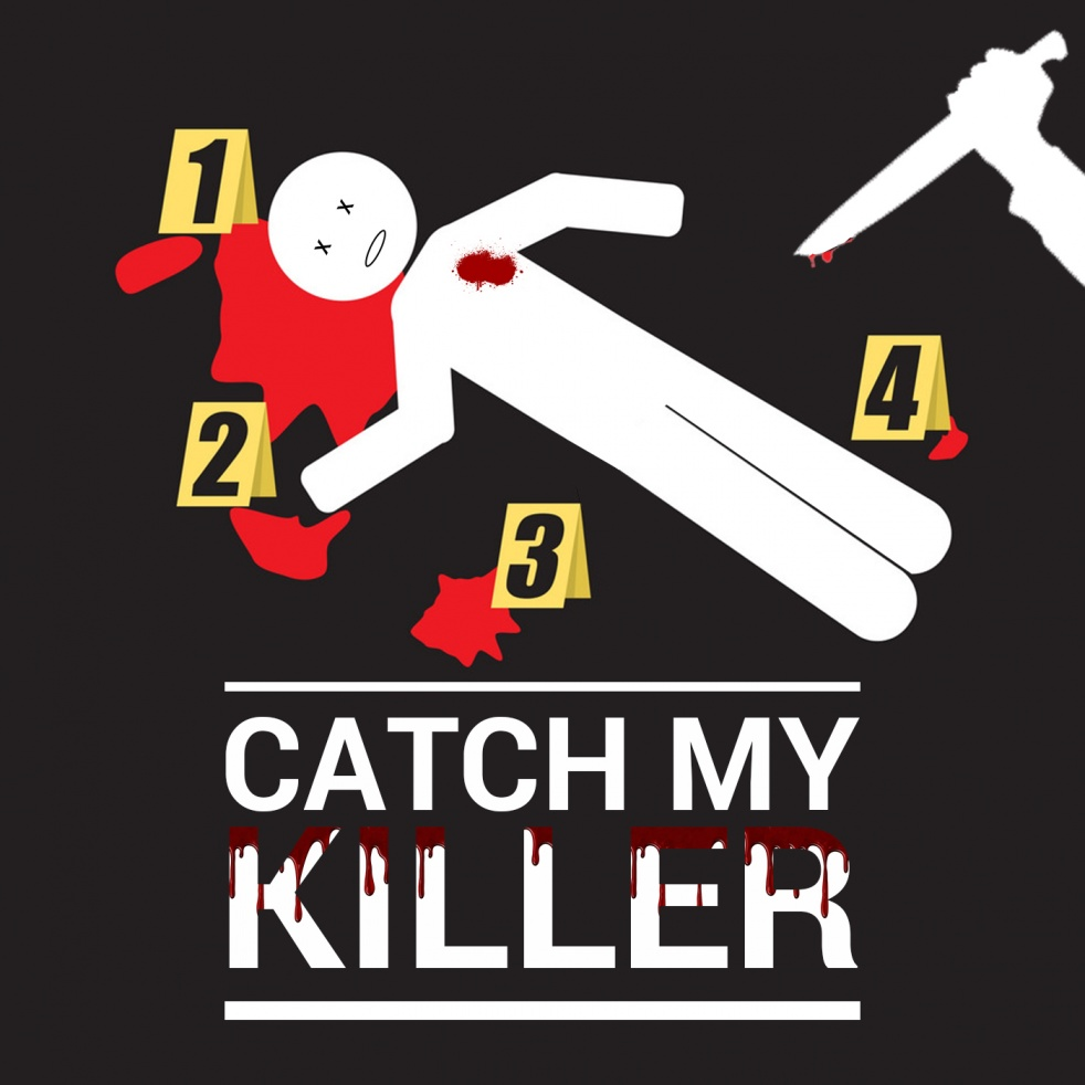 Catch my Killer - Cover Image