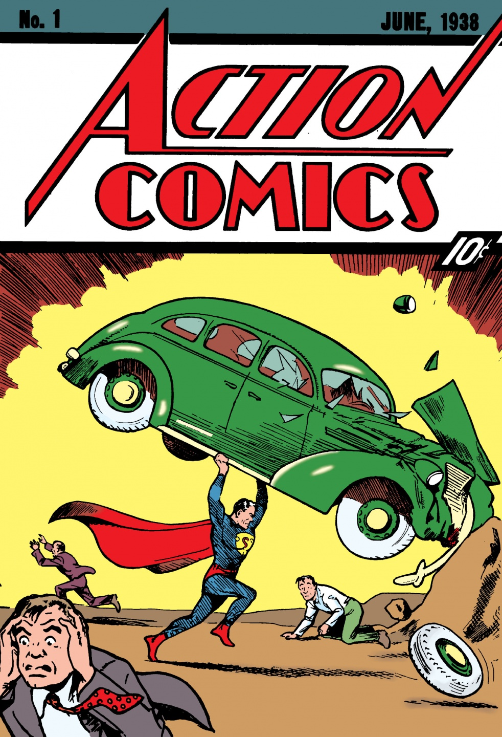 Classic Comics Review - show cover