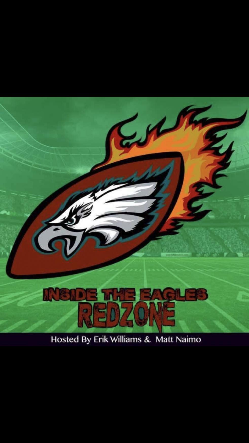 Inside The Eagles RedZone - immagine di copertina dello show