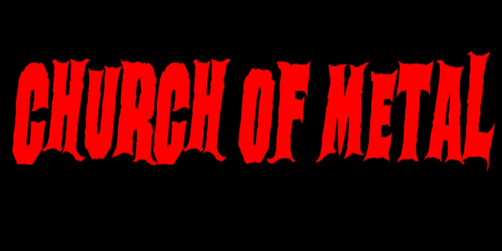 CHURCH OF METAL - show cover