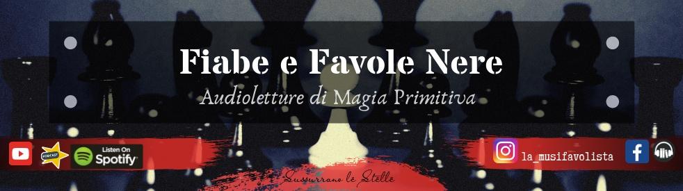 ♜ Fiabe & Favole Nere ♞ - immagine di copertina dello show