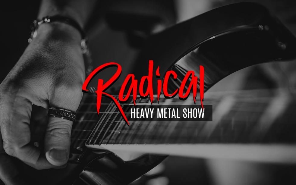 Live Radical Metal Show - show cover
