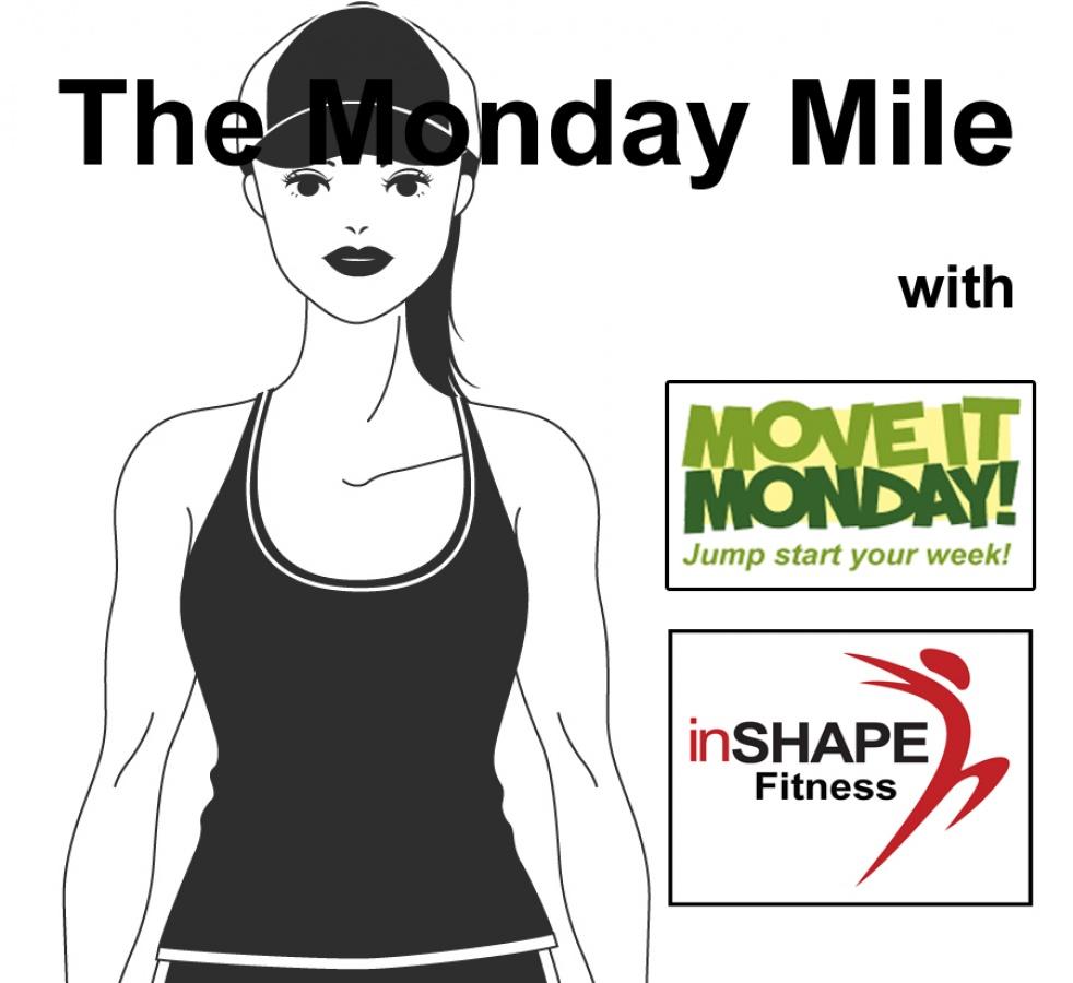 Move It Monday - show cover