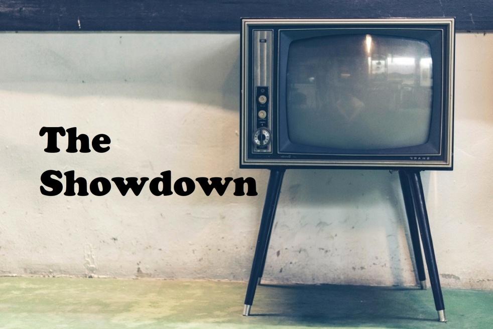 The Showdown - show cover