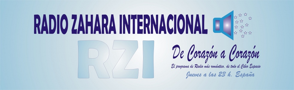 RADIO ZAHARA INTERNACIONAL - show cover