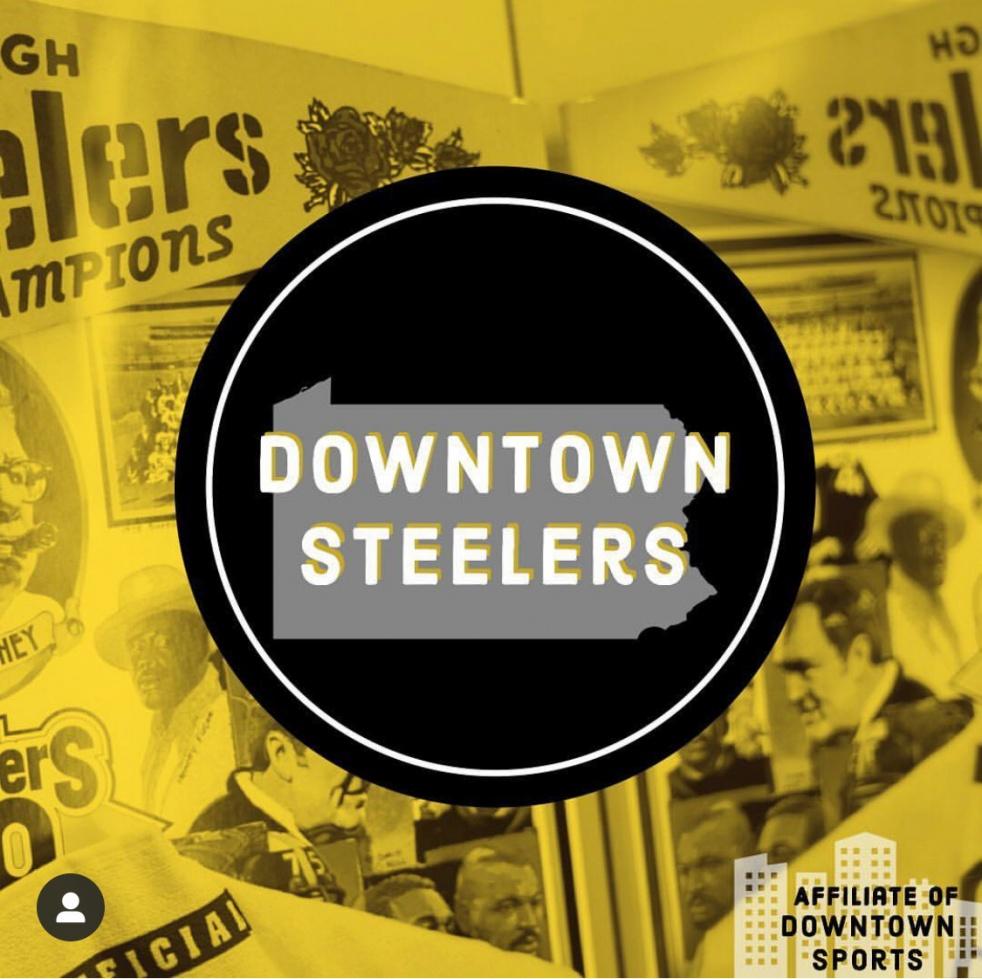 Downtown Steelers Podcast - immagine di copertina dello show