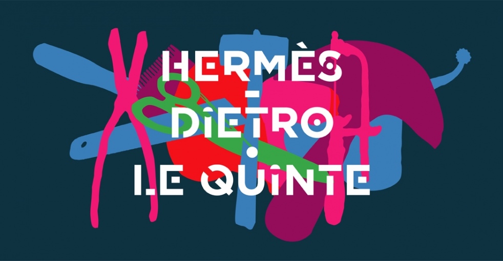 Hermès Dietro le Quinte - immagine di copertina dello show