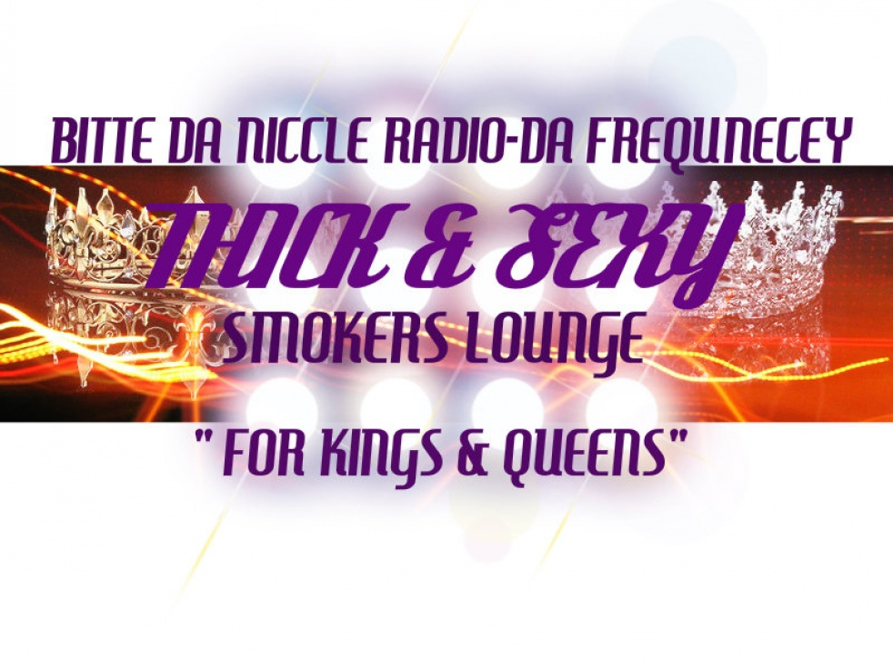 THICK & SEXY SMOKERS LOUNGE - immagine di copertina