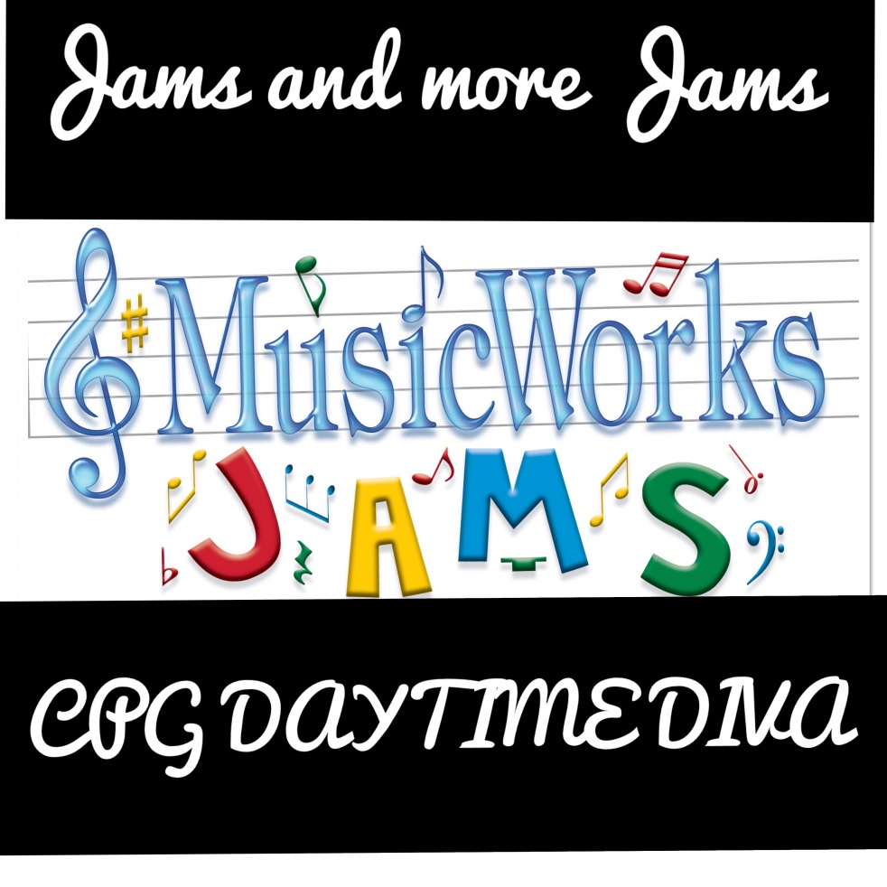 Jams and more Jams - show cover