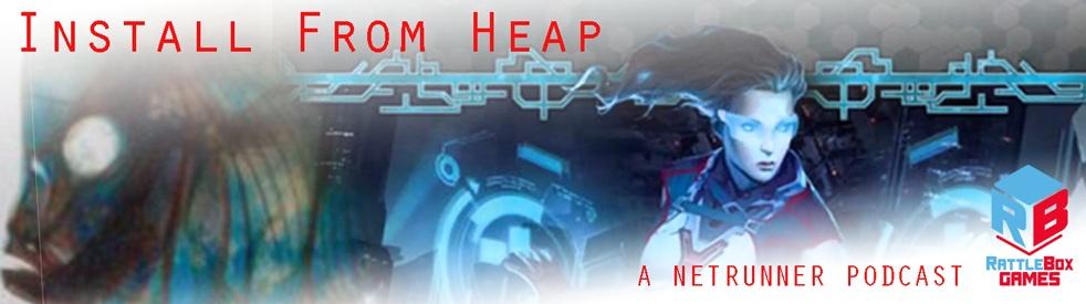 Install From Heap - imagen de show de portada
