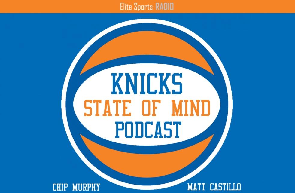 Knicks State of Mind Podcast - imagen de show de portada