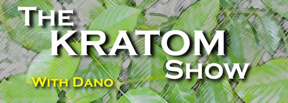 The Kratom Show - show cover