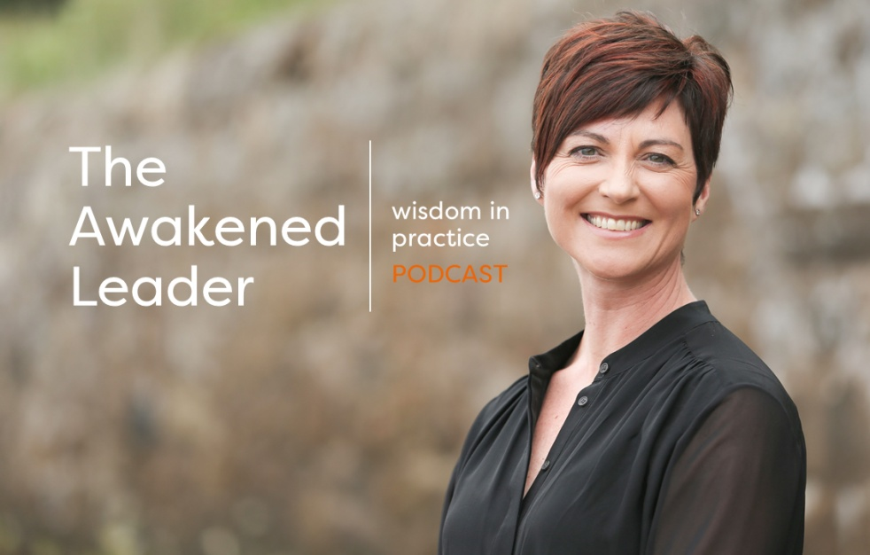 The Awakened Leader Podcast - Cover Image