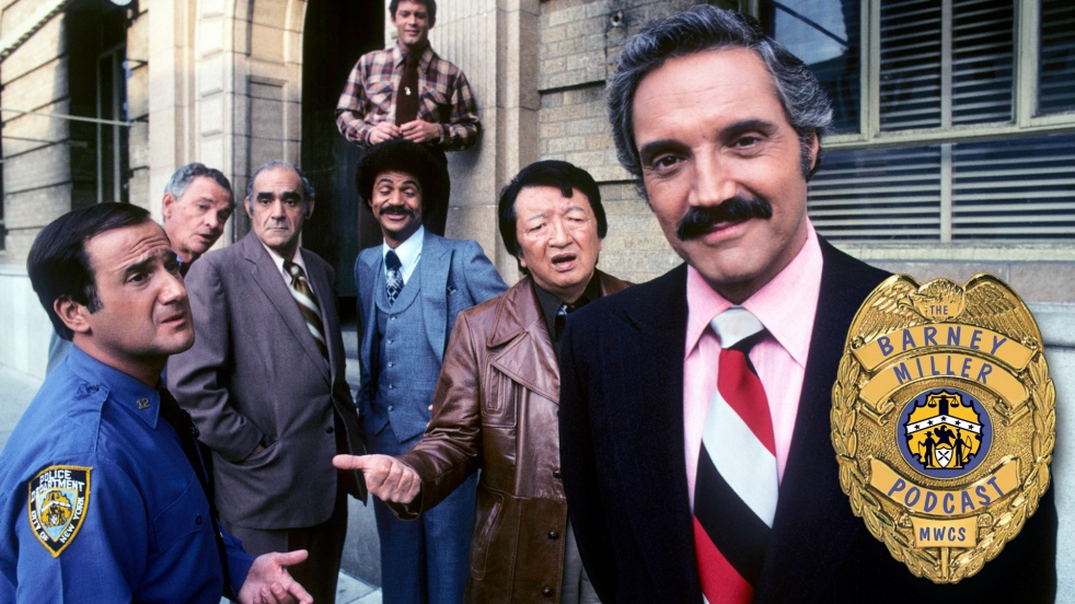 The Life & Times of Captain Barney Miller - Cover Image