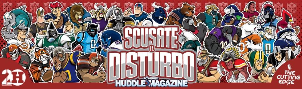 SCUSATE IL DISTURBO - Cover Image