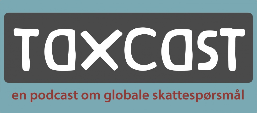 TaxCast Norge - show cover