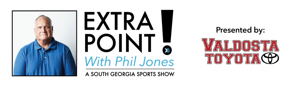 Extra Point With Phil Jones - Cover Image