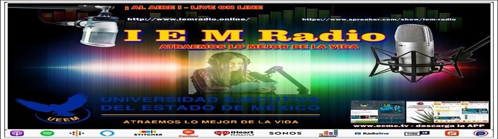 IEM RADIO - Cover Image