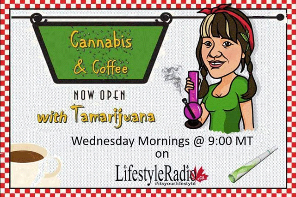 Cannabis and Coffee with Tamarijuana - show cover