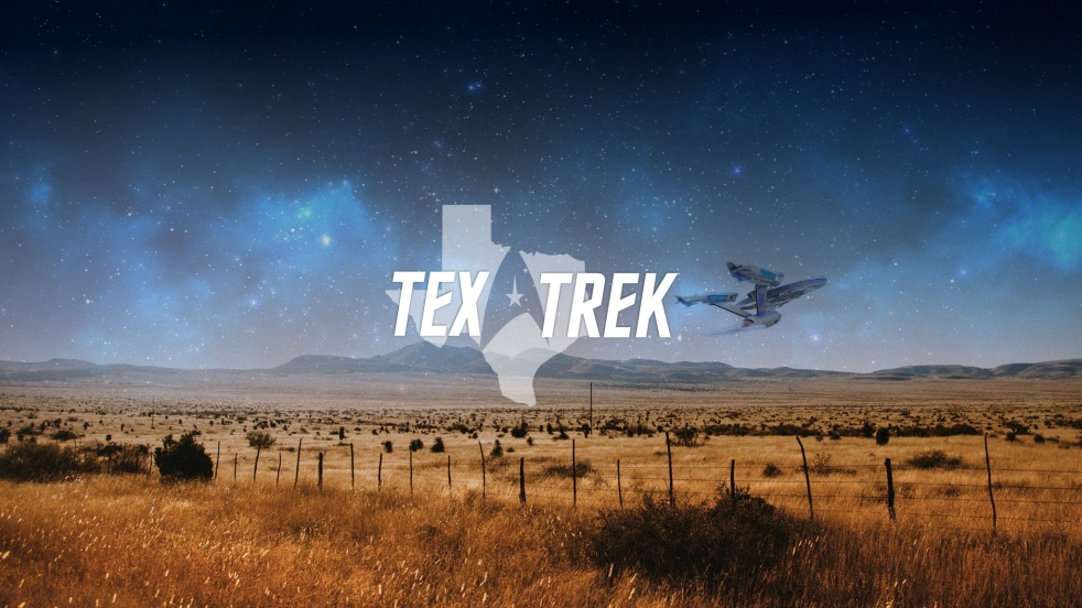 Tex-Trek: A Star Trek Podcast - Cover Image