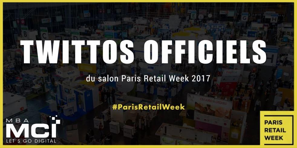 WebRadio #MBAMCI #ParisRetailWeek - show cover