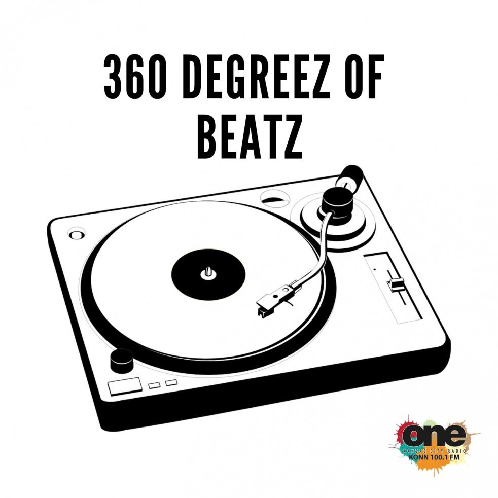 360 Degreez of Beatz - Cover Image
