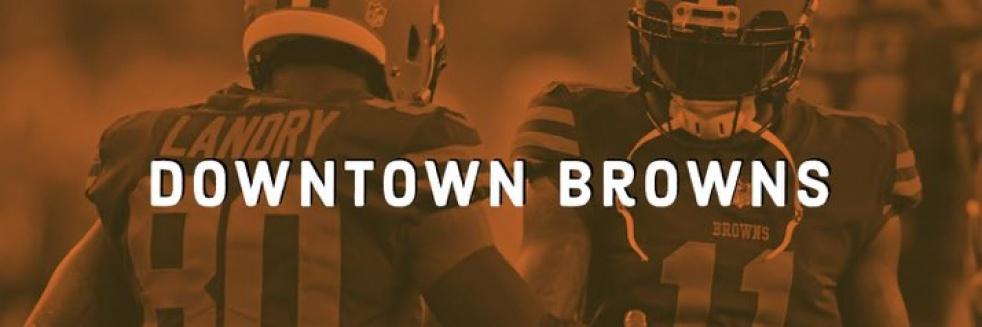 Downtown Browns Podcast - immagine di copertina dello show