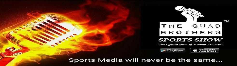 The Quad Brothers Sports Show - imagen de show de portada