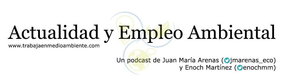 Actualidad y Empleo Ambiental - show cover