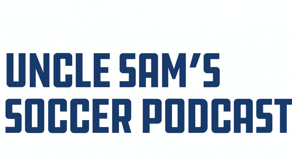 Uncle Sam's Soccer Podcast - Cover Image