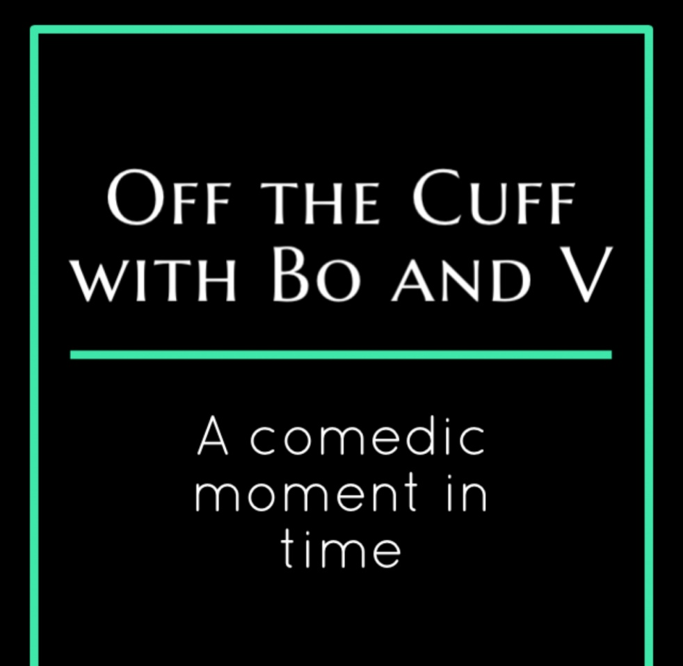 Off the Cuff - show cover